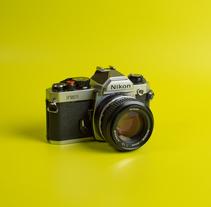 Nikon FM2. Um projeto de Fotografia de Fabian Ituarte         - 04.12.2016