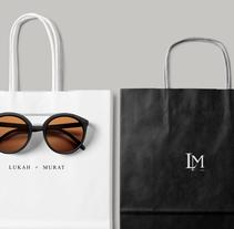 LUKAH + MURAT. Un proyecto de Diseño, Dirección de arte, Moda, Diseño gráfico, Packaging, Diseño de calzado, Tipografía, Caligrafía y Naming de perla valencia hernández - 05-12-2016