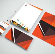 Branding - Graphic Design - Illustration - Menu Card. Um projeto de Design, Br, ing e Identidade e Design editorial de Silvina Privitera         - 07.12.2016