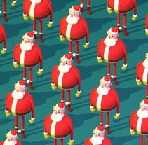 Merry Christmas. A 3D project by Adrián  Andújar - 15-12-2016