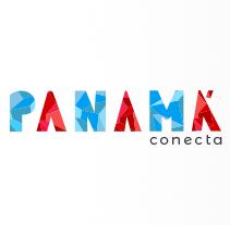 Panamá Conecta - Identidad Corporativa. Un proyecto de Diseño y Diseño gráfico de Cinthia Torres         - 19.12.2016