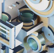 YOROKOBU. Un proyecto de Ilustración, 3D y Diseño editorial de Guille Llano - 19-12-2016