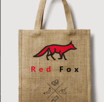 RedFox. A Br, ing&Identit project by Federico Rossi - 26-12-2016