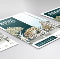 Diseño gráfico y cartelería Campaña Entorno Alameda. Alameda Principal Málaga. Un proyecto de Diseño, Ilustración, Diseño gráfico y Marketing de DIKA estudio         - 28.12.2016