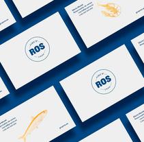 Grup Ros. Un proyecto de Diseño, Br, ing e Identidad y Diseño gráfico de mònica ih - 01-01-2017