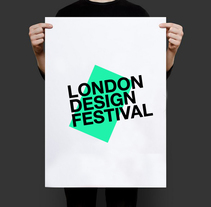 London Design Festival. A Design, Art Direction, and Graphic Design project by Beatriz Lopez         - 01.01.2017