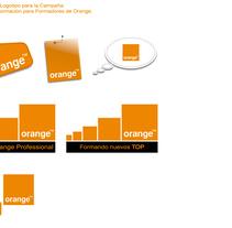 Grass Roots | Campaña logo Orange. Un proyecto de Diseño, Publicidad y Consultoría creativa de Eduardo García Indurria         - 18.10.2014