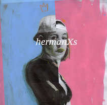 Hermanxs. A Illustration, and Photograph project by Ra Paredes Garcia - 17-01-2017