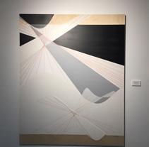 Líneas infinitas 2016-2017. Um projeto de Artes plásticas de Nuria Muñoz Sánchez-Horneros         - 07.01.2017
