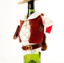 Rediseño Botella Tio Pepe, Bodegas González Byass. Un proyecto de Diseño de Laura González Frisuelos         - 19.10.2010