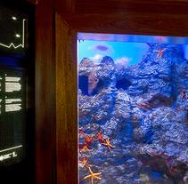 Aquarium Donostia-San Sebastián. Un proyecto de Dirección de arte y Diseño gráfico de TGA +  - 12-01-2017