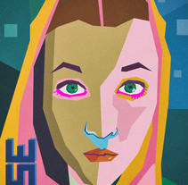 Wpap Gise. A Design, Fine Art, and Graphic Design project by Jose Maria Calsina Val         - 12.01.2017