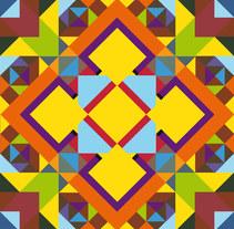 Adivinador de Origami - Folleto. Un proyecto de Diseño gráfico de Laura Singular - 16-01-2017