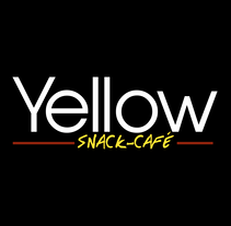 Branding Yellow Snack-Café. A Design, Photograph, and Cooking project by Kathleen Domínguez - 18-12-2016