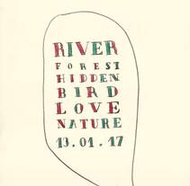Love Bird. Um projeto de Ilustração de Jesús Sotés Vicente         - 23.01.2017