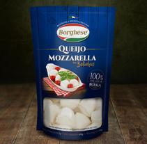 Borghese - Redesign del packaging. Un proyecto de Br, ing e Identidad y Packaging de Edmundo Miranda         - 23.01.2017