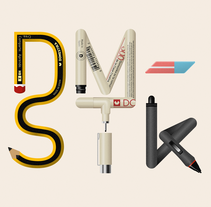 DMSTK 500k by Avance. A Illustration, and Graphic Design project by Miguel Ángel Hernández         - 24.01.2017