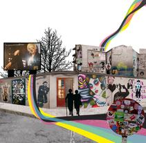 La esquina. A Graphic Design project by Enro          - 24.12.2009
