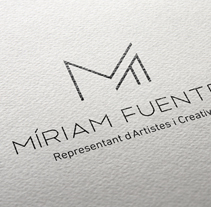 Miriam Fuentes. A Br, ing&Identit project by Aitor Saló         - 08.02.2017