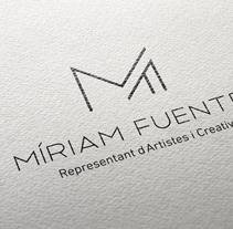 Miriam Fuentes. Um projeto de Br e ing e Identidade de Aitor Saló         - 08.02.2017