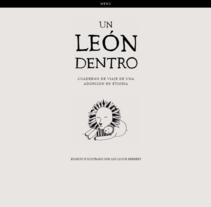 Web Un León Dentro. Un proyecto de Desarrollo Web de rseoaneb - 15-03-2015