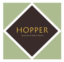 Hopper, webcomic.. Un proyecto de Diseño, Ilustración y Comic de Felipe H. Navarro - 09-02-2017