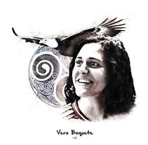 Vero Boquete. Un proyecto de Ilustración de Natalia Seco Domínguez         - 10.02.2017