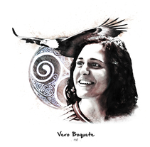 Vero Boquete. A Illustration project by Natalia Seco Domínguez         - 10.02.2017
