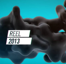 Reel 2013. A Motion Graphics project by Jaime Murciego - 11-12-2012