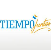 Diseño de campaña promocional. Tiempo Juntos. Um projeto de Design, Publicidade, Br, ing e Identidade e Design gráfico de María Paz Pagnossin         - 11.02.2017