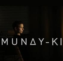 Munay-Ki. Um projeto de Vídeo de Raúl Almendros Arias         - 15.01.2017