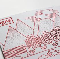 Revista Signe. A Editorial Design project by Miriam Berbegal         - 03.06.2017