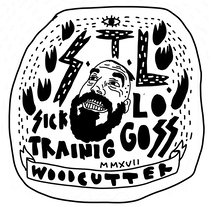 STL™Sick Training Logos. A Illustration project by woodcutter Manero - 25-02-2017
