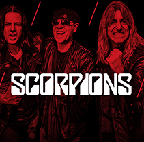 SCORPIONS. A Graphic Design, and Web Design project by Mi Werta Estudio Creativo          - 03.03.2017