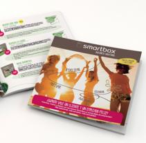Folleto Colección Smartbox. A Editorial Design, and Graphic Design project by Mónica Casanova Blanco         - 09.03.2017