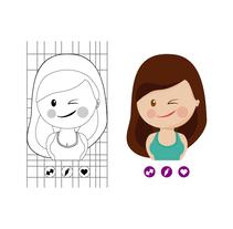 Character: Feisty . Un proyecto de Diseño de personajes y Diseño gráfico de Wendy Suarez         - 01.07.2016