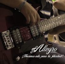 Práctica 2 - Allegro Taller Musical. Un proyecto de Diseño de Melissa Botero         - 16.03.2017