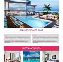 Diseño Web . A Graphic Design project by Jennifer Muñoz - 19-12-2016