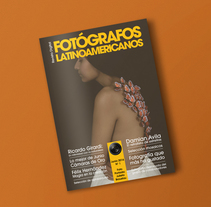 Editorial/Revista digital Fotógrafos Latinoamericanos . A Design, Photograph, Br, ing, Identit, Editorial Design, Graphic Design, and Social Media project by Mila Chirolde         - 01.06.2016