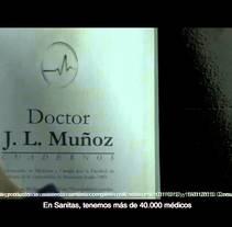 SPOT Sanitas | Voz en off por Emma García. A Advertising, Film, Video, and TV project by Emma García Díez         - 18.02.2017