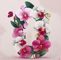 36 days of type 2017. Un proyecto de Ilustración, Dirección de arte y Tipografía de Rosemarie  - 31-03-2017