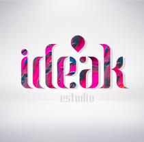 IDEAK ESTUDIO | Diseño y fabricación de ideas. Un proyecto de Dirección de arte, Br, ing e Identidad, Diseño gráfico y Naming de Fran  Sánchez - 14-03-2016
