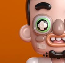 Soy yo!. Un proyecto de Diseño de personajes de Danilo da Rocha  - 19-04-2017