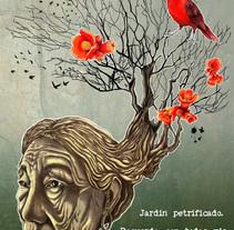 La Mujer Árbol. Un proyecto de Ilustración de Sarai Aleman         - 21.04.2017