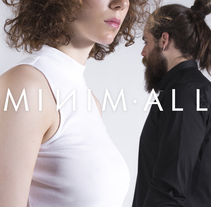 MINIM·ALL. A Photograph, Fashion, and Post-Production project by Marcos Guerrero         - 01.07.2016