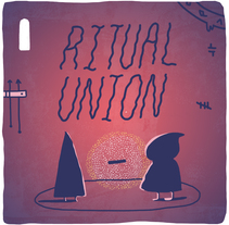 Ritual Union. A Illustration, and Animation project by Caro Martínez - 09-05-2017