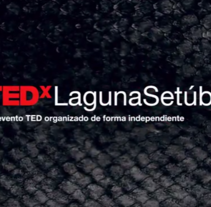 Concepto para evento - TEDx Laguna Setúbal. A Creative Consulting, Cop, and writing project by Matias Mori         - 02.10.2016
