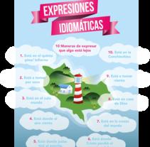 Expresiones idiomáticas. Um projeto de Design interativo de danyra boers         - 14.12.2016