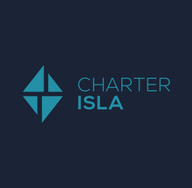 Branding e imagen corporativa - Charter Isla. A Br, ing, Identit, Editorial Design, Graphic Design, and Video project by Alicia Magaña - 31-08-2016