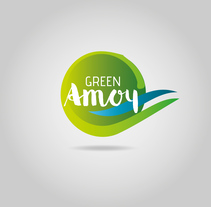 Marca Green Amoy. A Graphic Design project by Wualá! Diseño Gráfico         - 19.05.2017